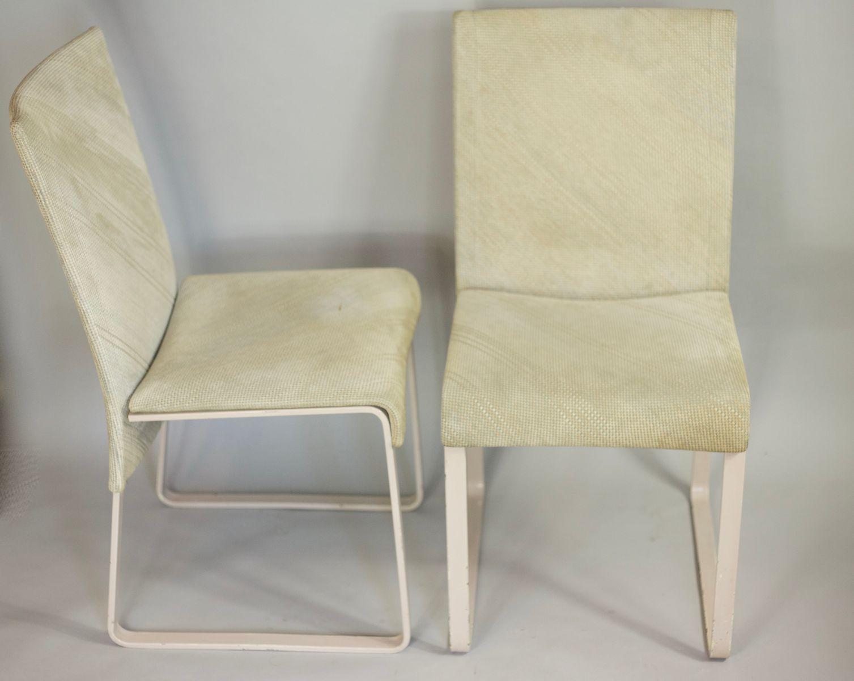 italienische vintage st hle von giovanni offredi f r. Black Bedroom Furniture Sets. Home Design Ideas