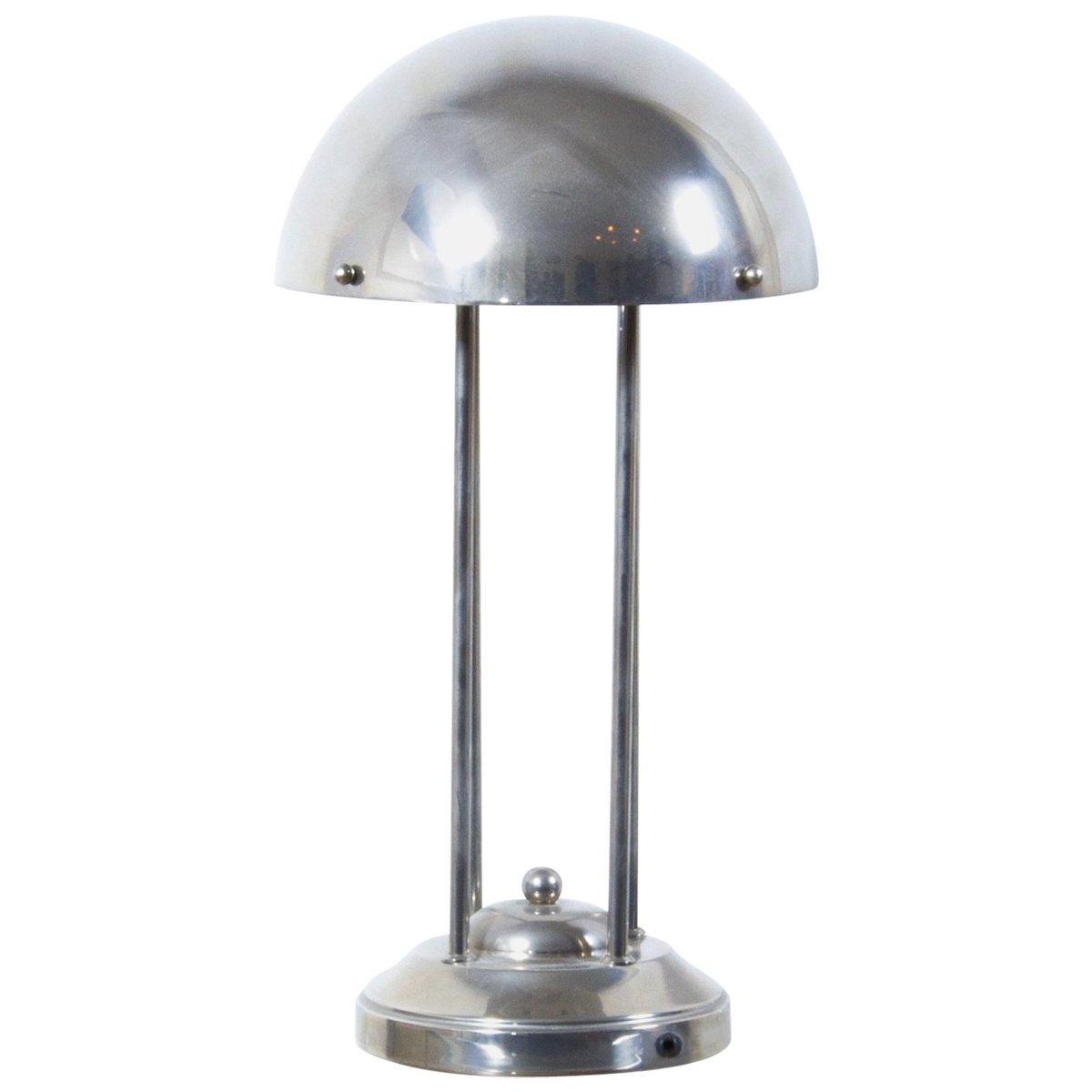Mid-Century Lampe von Josef Hoffmann für Woka Lamps