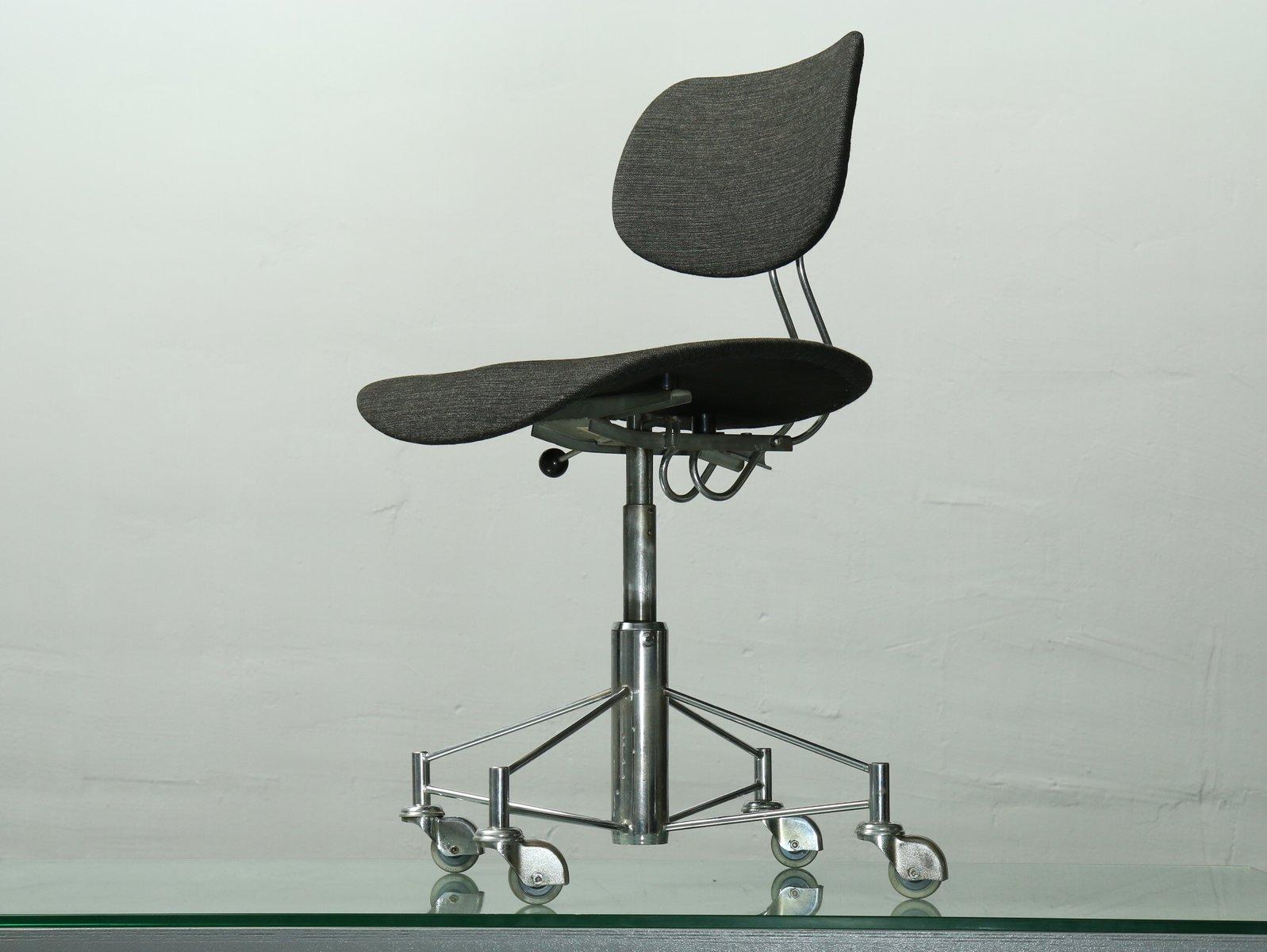 se 140 r b rostuhl von egon eiermann f r wilde spieth 1950er bei pamono kaufen. Black Bedroom Furniture Sets. Home Design Ideas