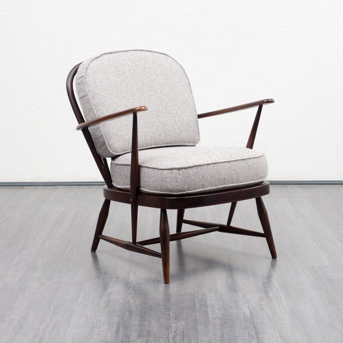 Windsor Sessel von Lucian Ercolani für Ercol, 1950er