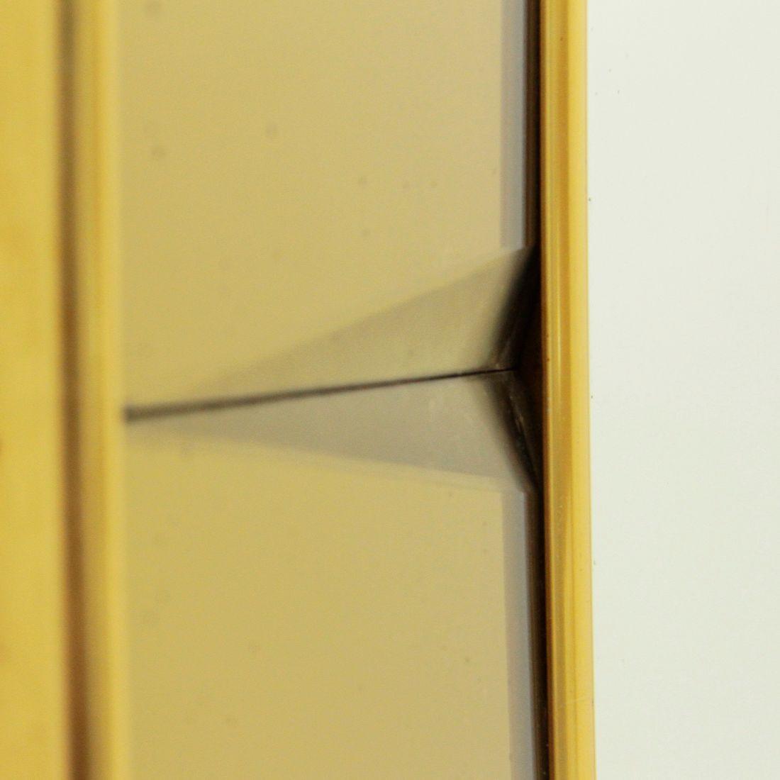 miroir mod le 2690 en cristal italie 1950s en vente sur pamono. Black Bedroom Furniture Sets. Home Design Ideas