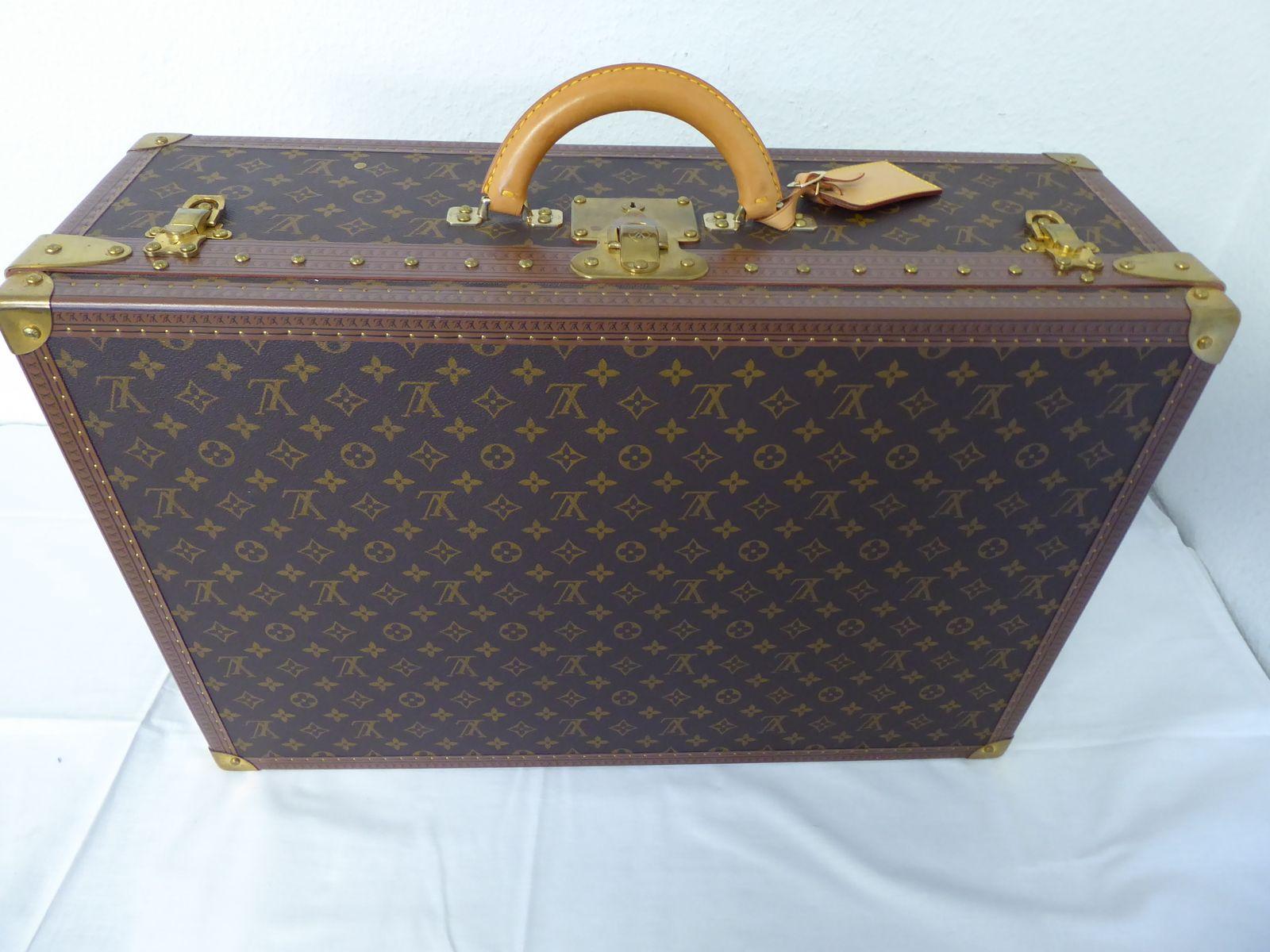 dating Louis Vuitton kofferter
