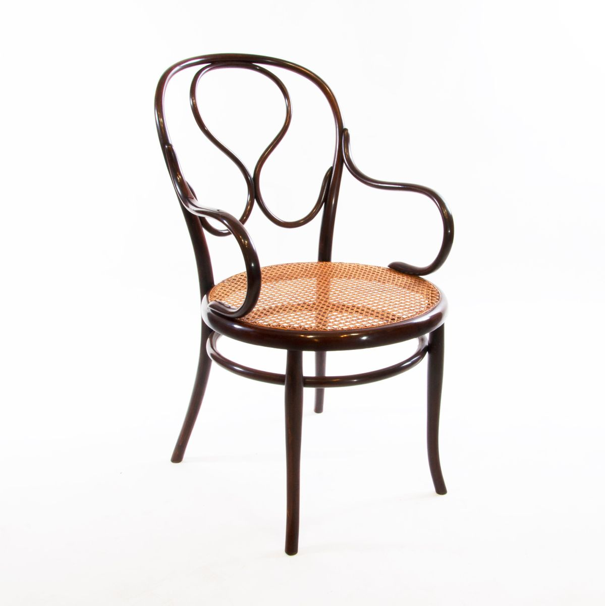 20 Bentwood Armchair From Thonet