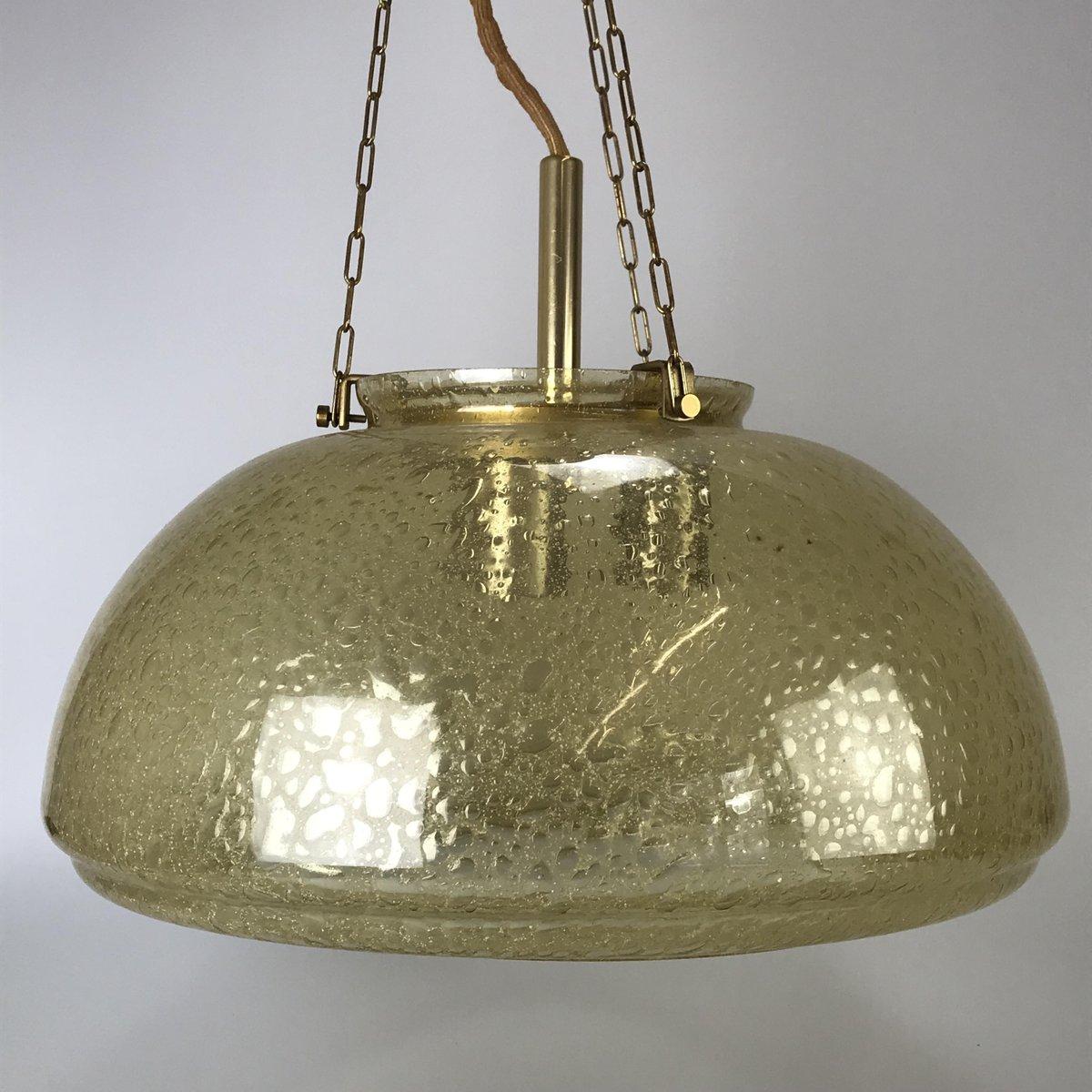 Deutsche Vintage Deckenlampe von Doria Leuchten, 1960er