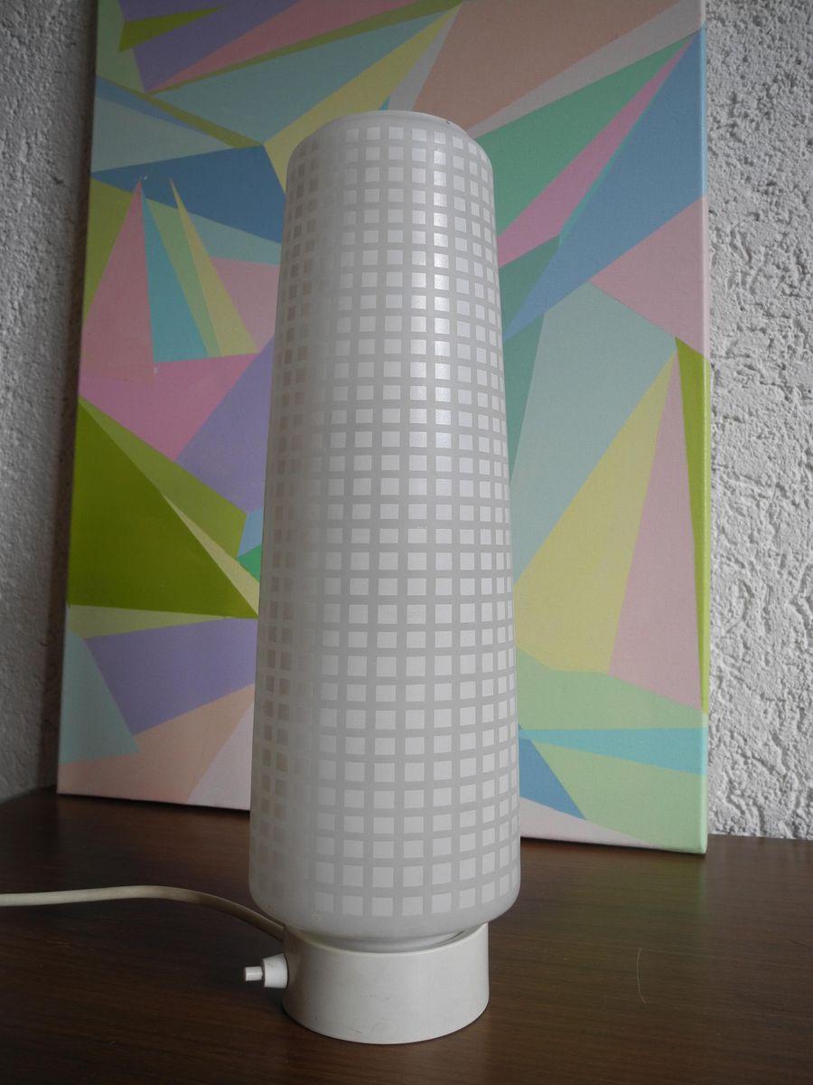 Tulpenförmige Tischlampe, 1960er
