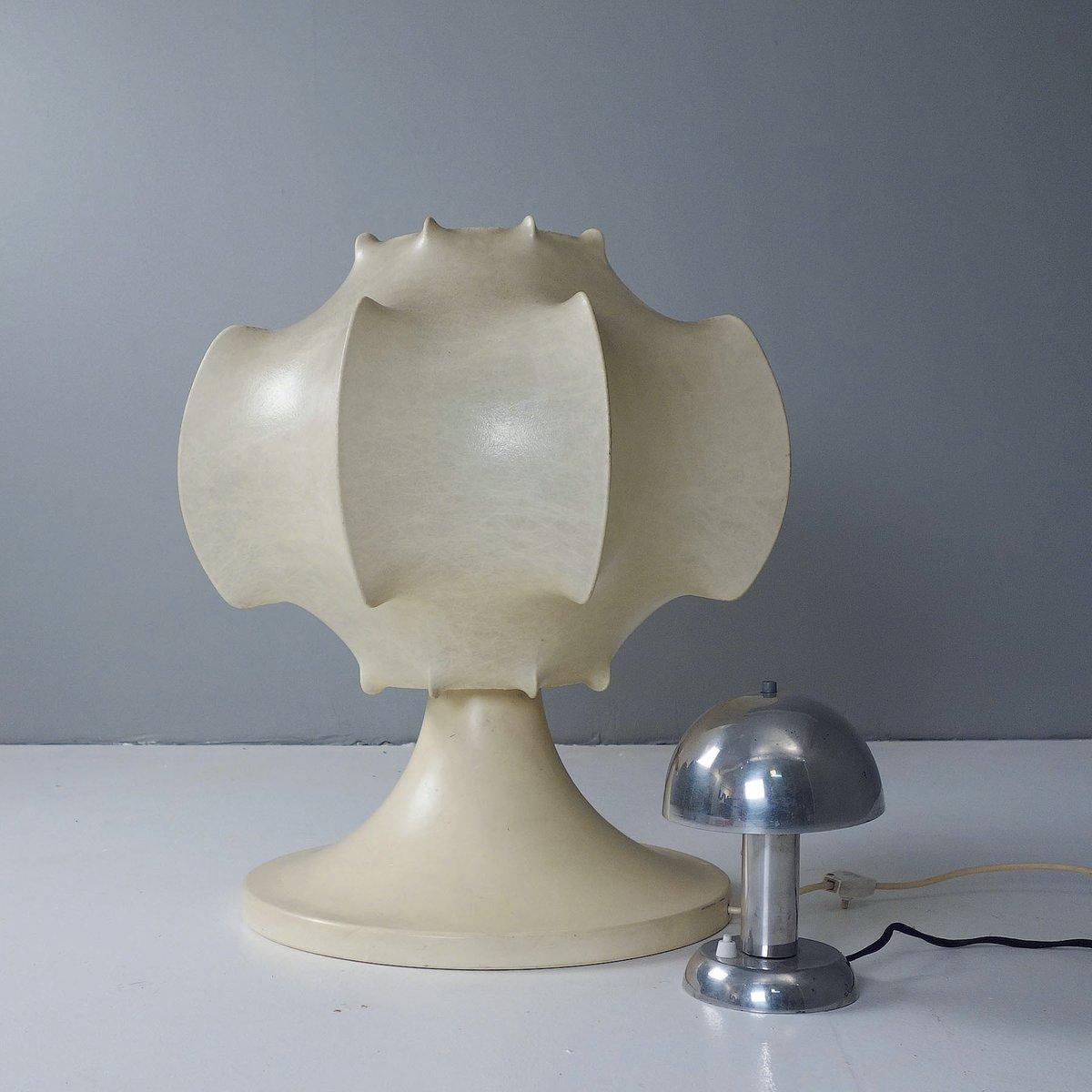 Lampada da tavolo vintage dei fratelli castiglioni per flos italia anni 39 60 in vendita su pamono - Lampada da tavolo vintage ...