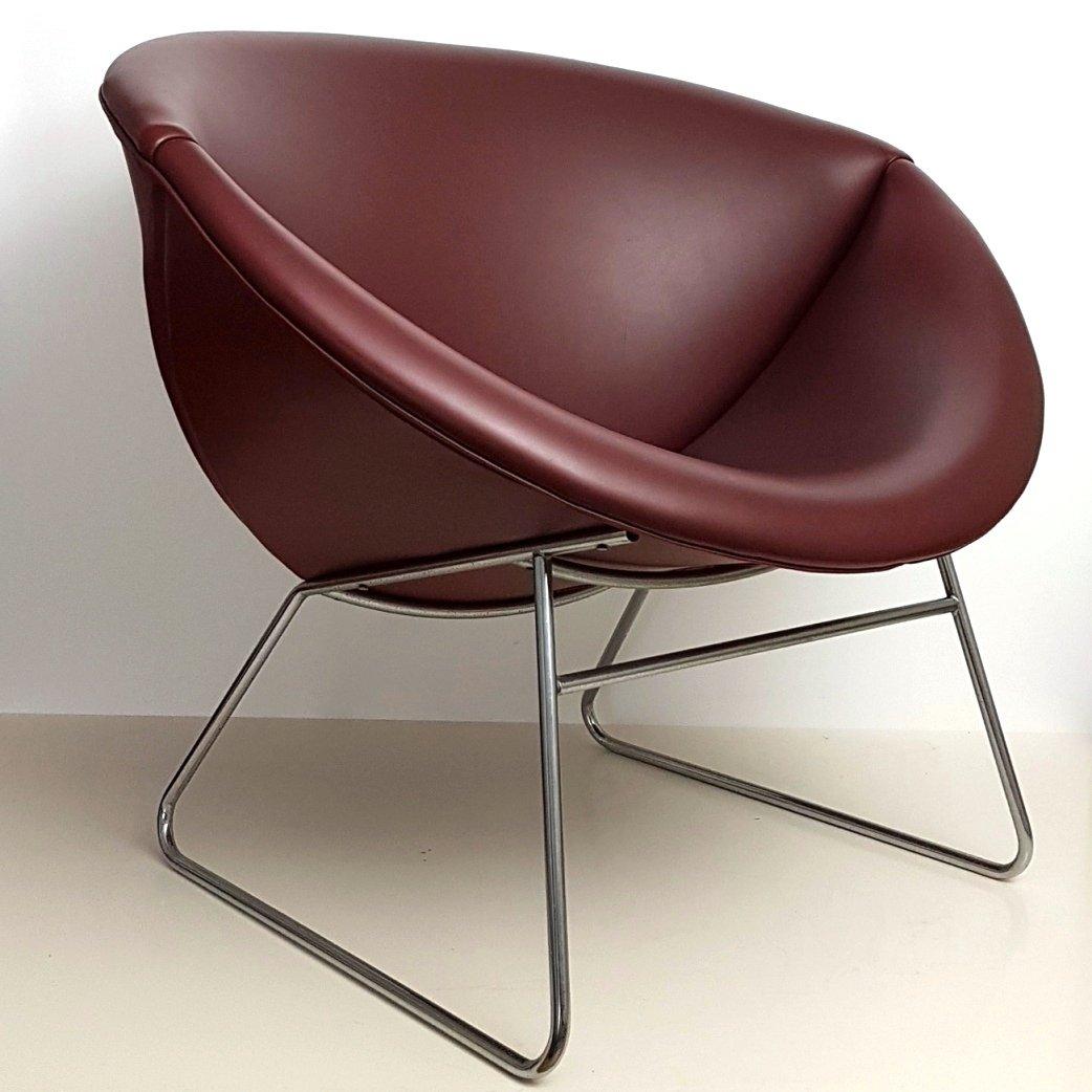 Bucket Sessel von Rohé Noordwolde, 1950er