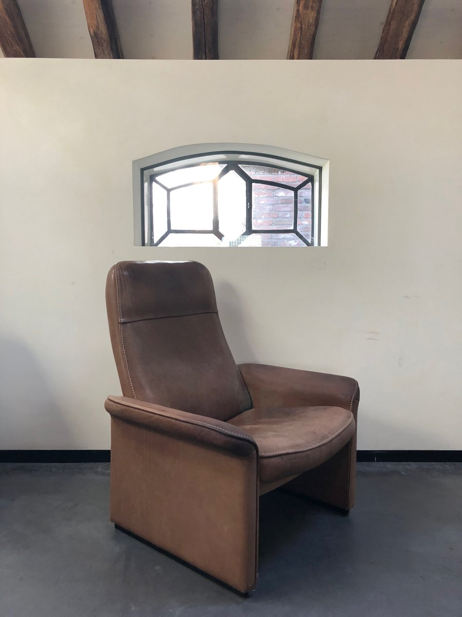 vintage ds50 sessel von de sede bei pamono kaufen. Black Bedroom Furniture Sets. Home Design Ideas