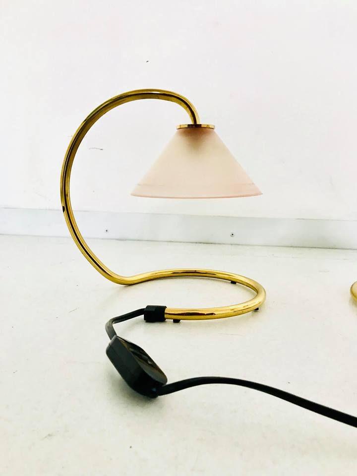 Italienische Rubin Lampe von Sergio Mazza & Giuliana Gramigna für Quat...