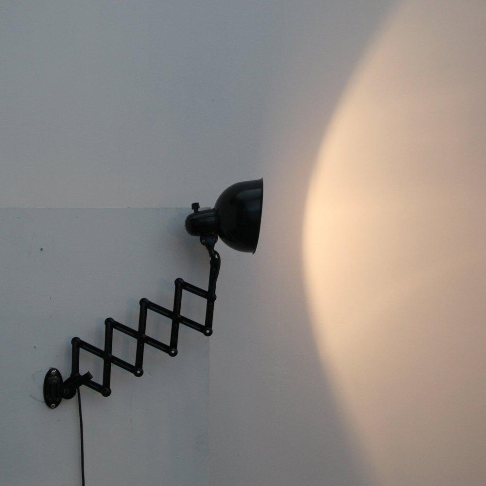 Bauhaus Model 6718 Scissor Lamp By Christian Dell For