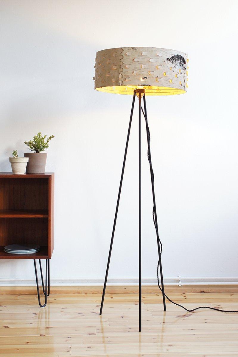 Svetoch Stehlampe von Anastasiya Koshcheeva für Moya