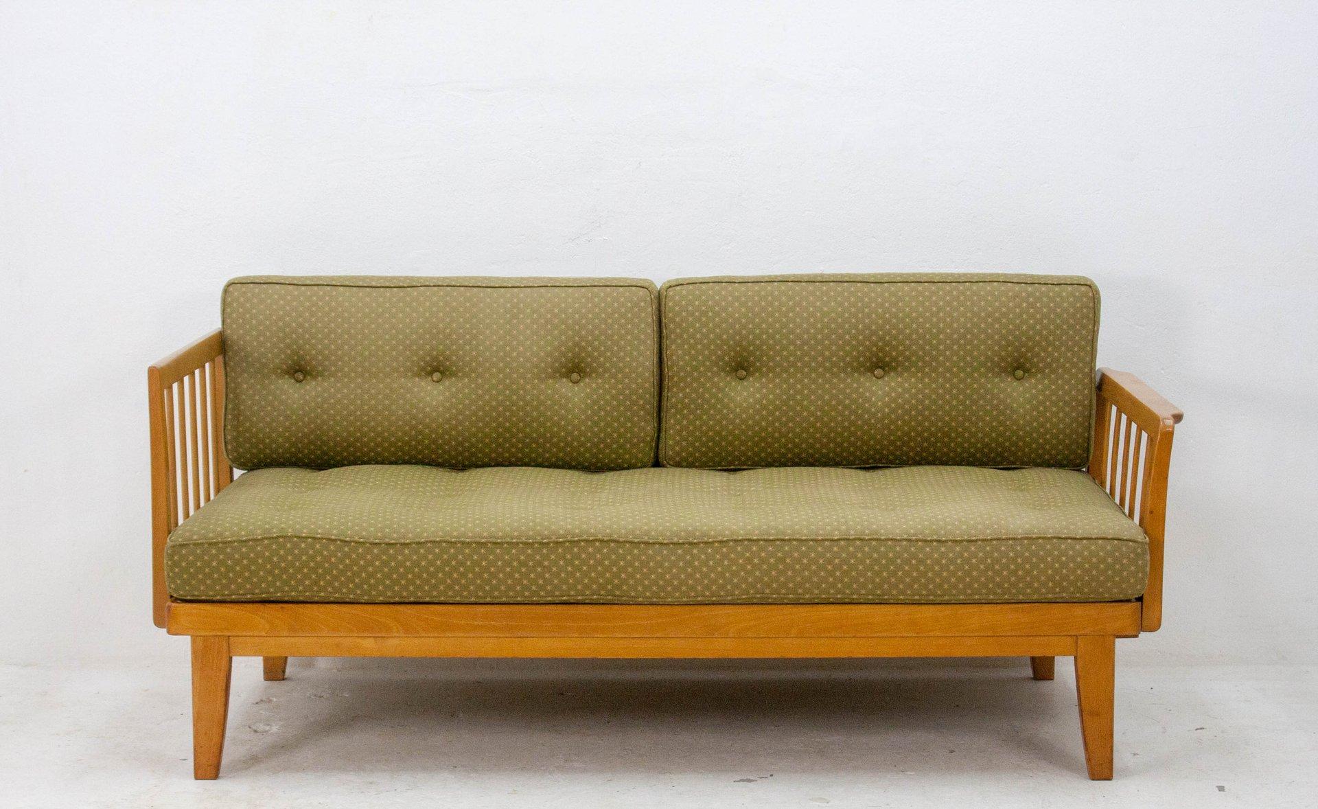 Schlafsofa oder Tagesbett von Walter Knoll für Knoll International, 19...