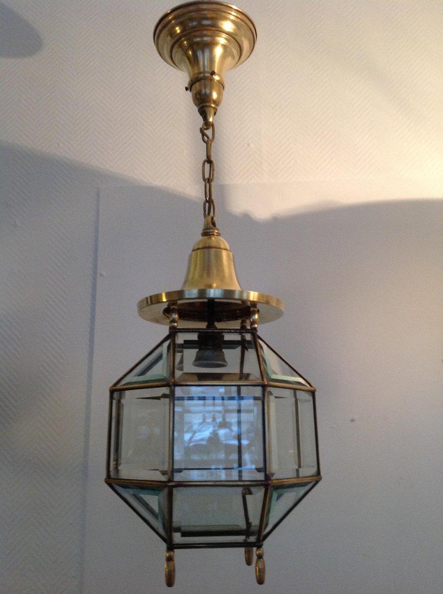 Wiener Sezession Deckenlampe