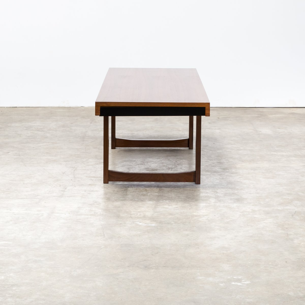Rectangle Coffee Tables You Ll Love: Vintage Teak Rectangle Coffee Table, 1960s For Sale At Pamono