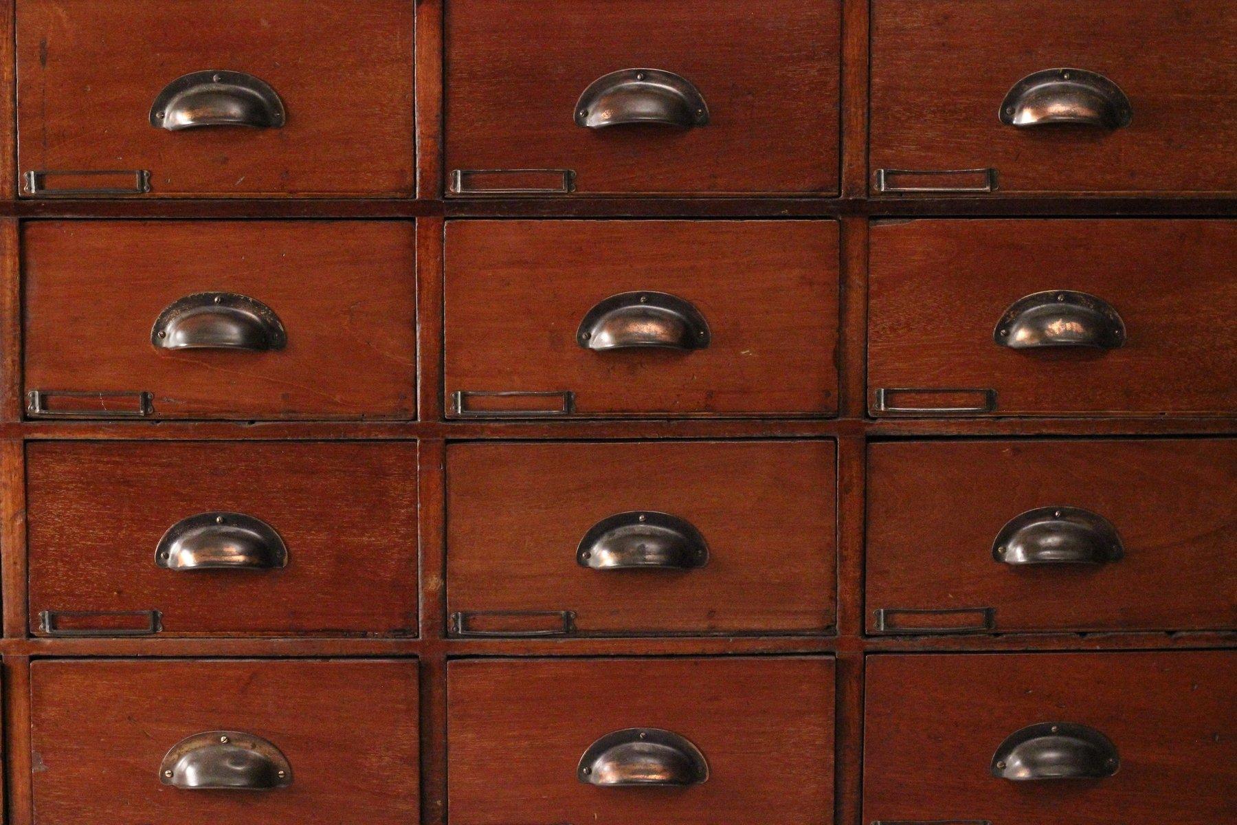 armoire pharmacie victorienne en vente sur pamono. Black Bedroom Furniture Sets. Home Design Ideas