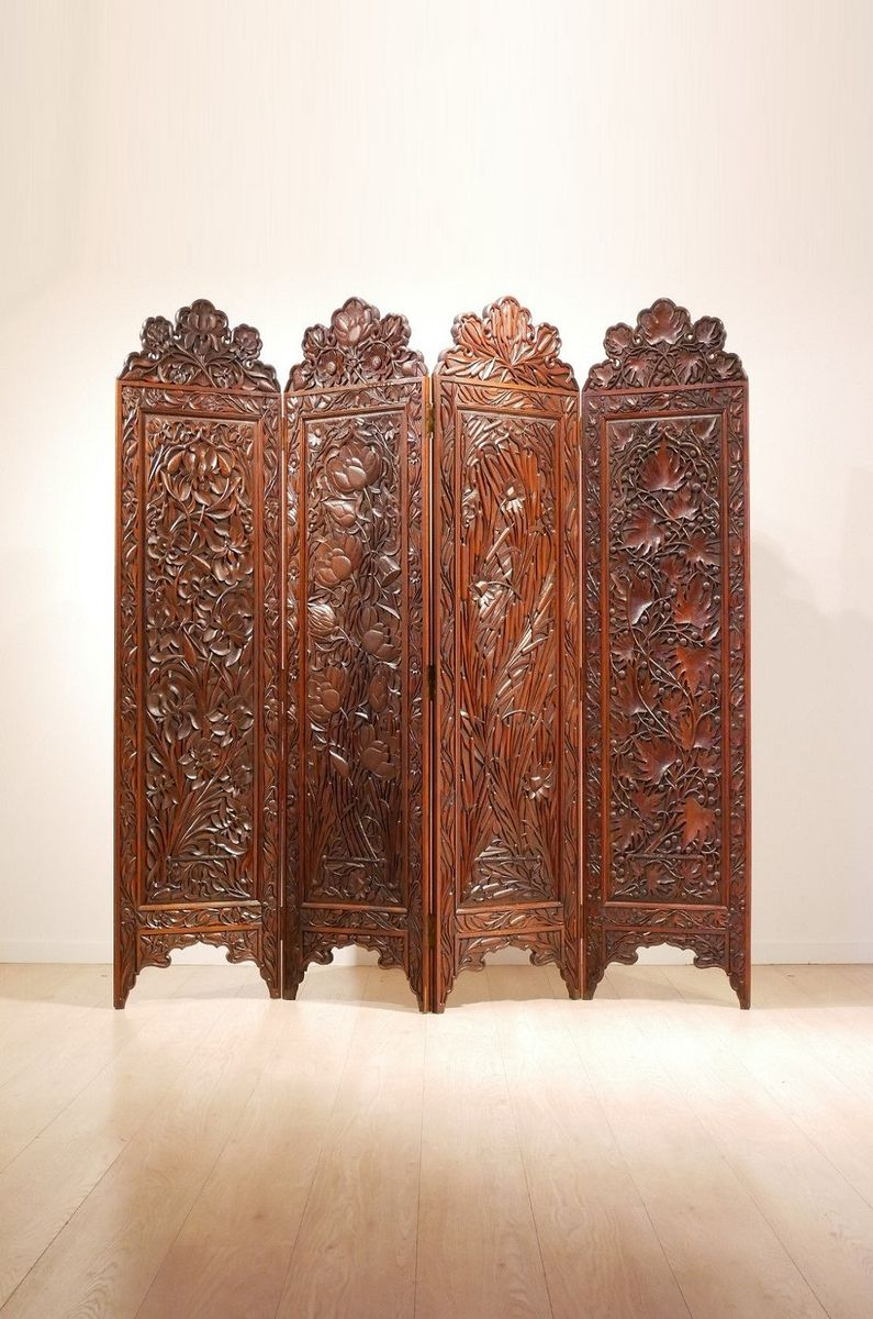 Art nouveau french room divider for sale at pamono art nouveau french room divider izmirmasajfo