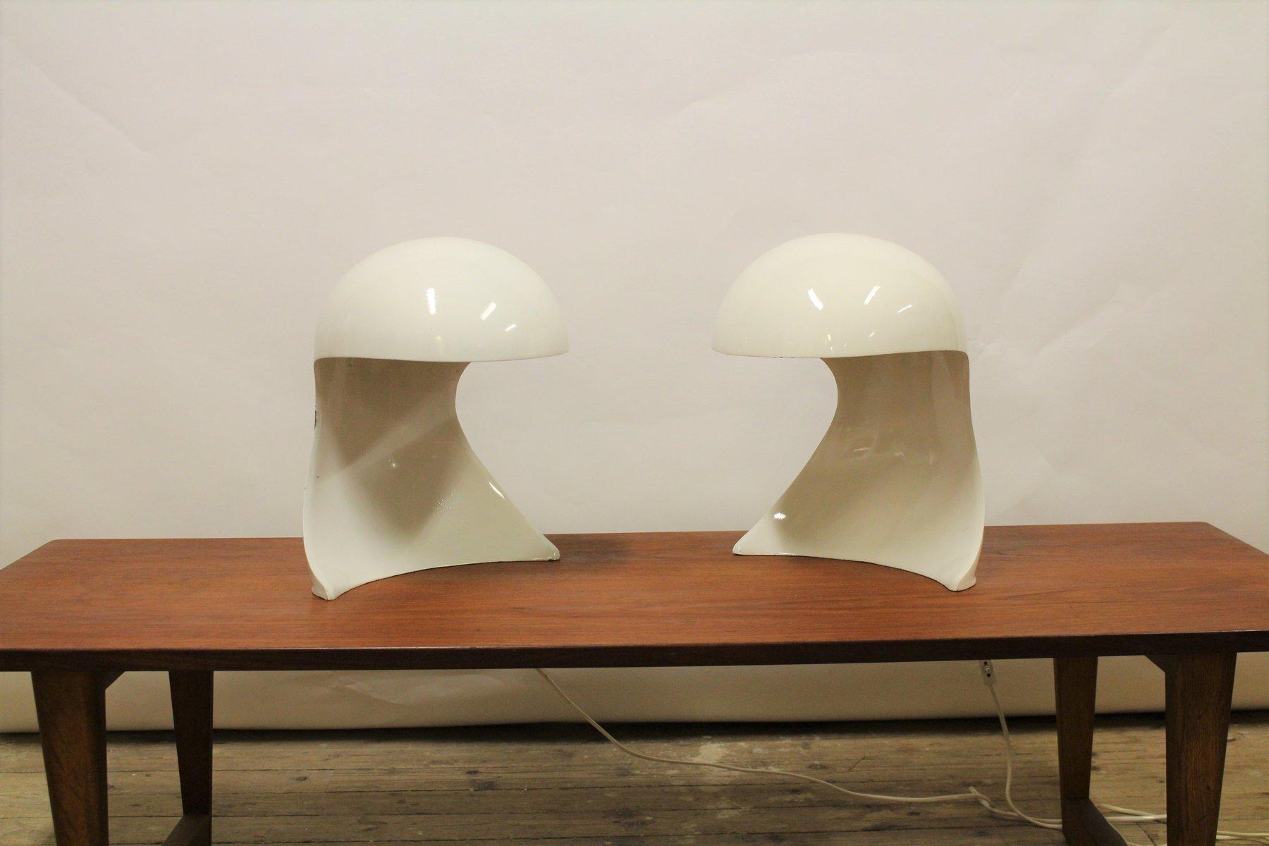 Tischlampen von Dario Tognon & Studio Celli für Artemide, 1969, 2er Se...