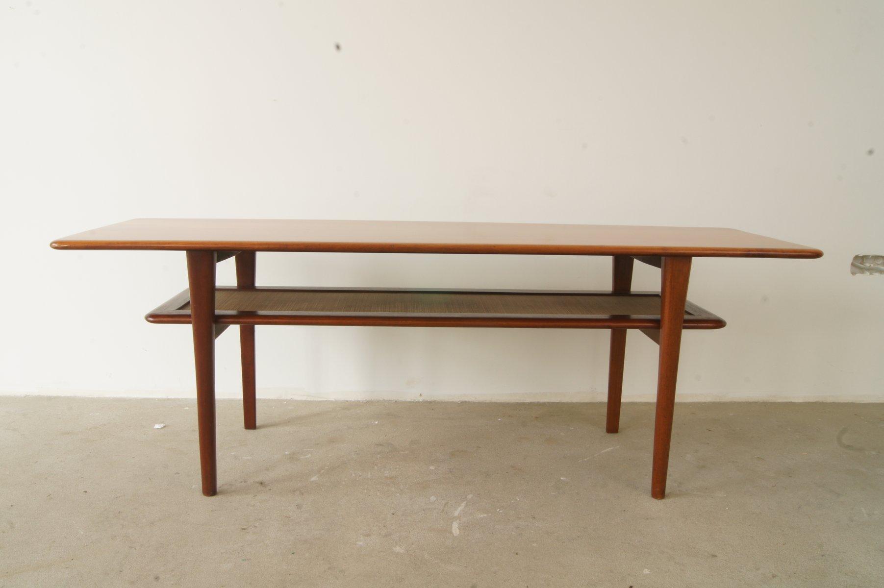 Mid Century Danish Coffee Table 1960s