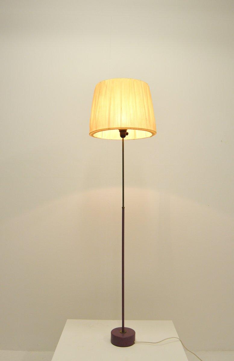 S1871 Stehlampe von Hans-Agne Jakobsson, 1950er