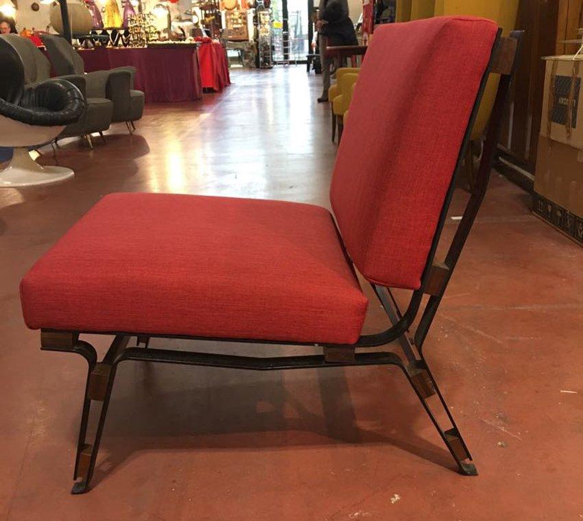 Modell 856 Sessel von Ico Parisi für Cassina, 1960er