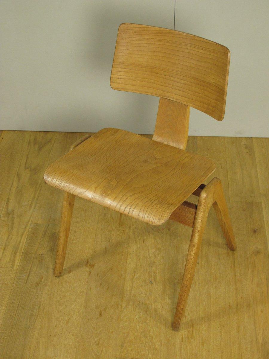 chaise hillestak par robin lucienne day pour hille 1950s en vente sur pamono. Black Bedroom Furniture Sets. Home Design Ideas