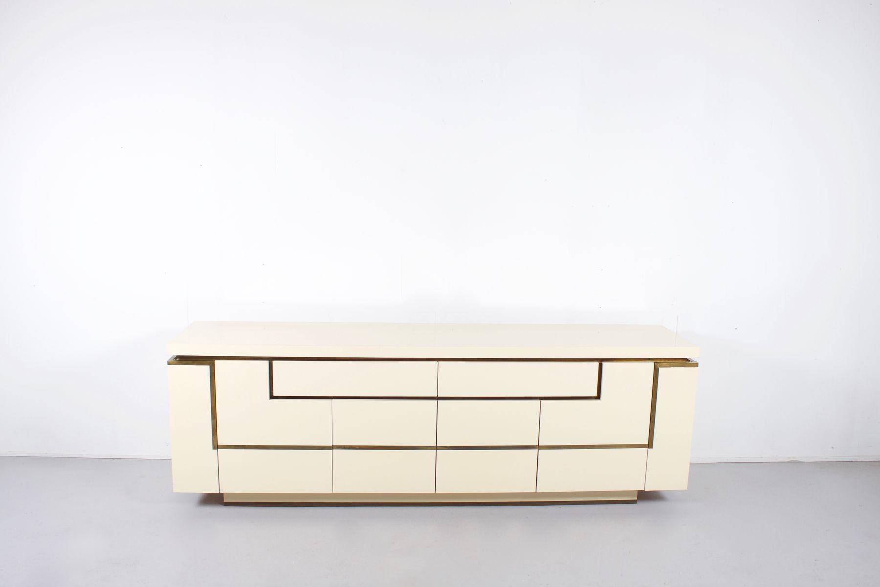 Sideboard von Jean-Claude Mahey, 1970er