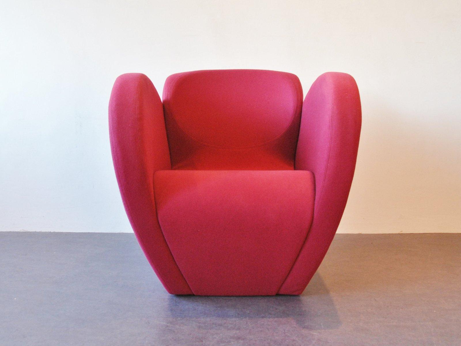Size Ten Sessel von Ron Arad für Moroso, 1999