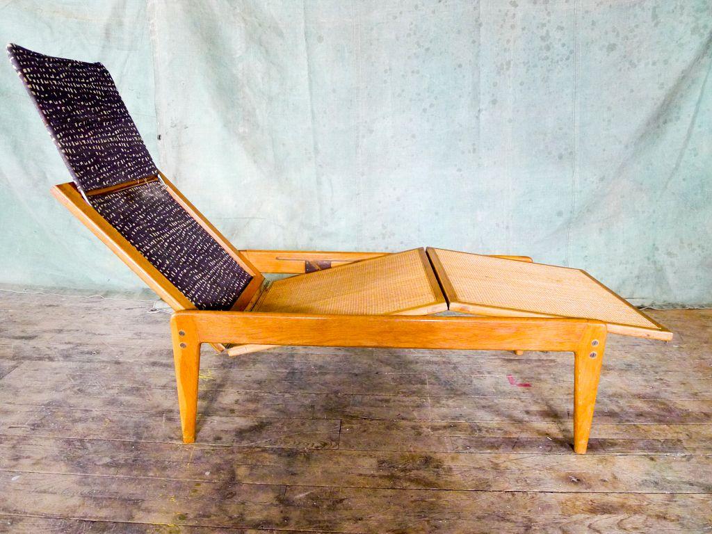 Schwedischer Stuhl von Yngve Ekström, 1960er