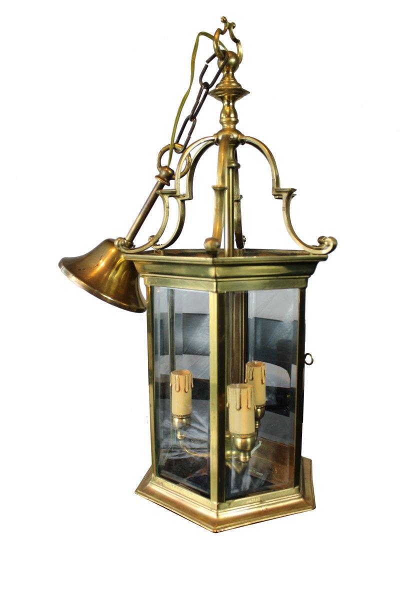 Italienische Mid-Century Messing Wandlampe