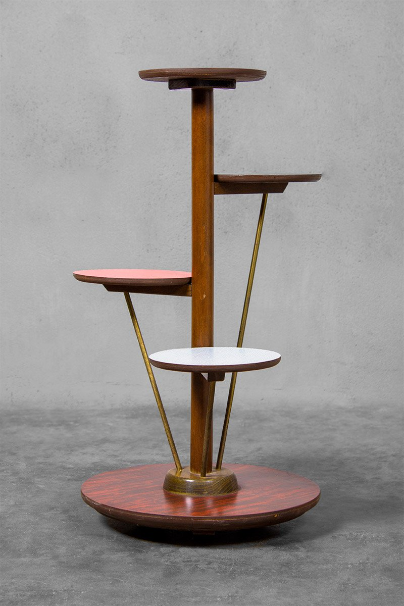 Danish plant stand from ilse mobel 1950s for sale at pamono for Danish design mobel