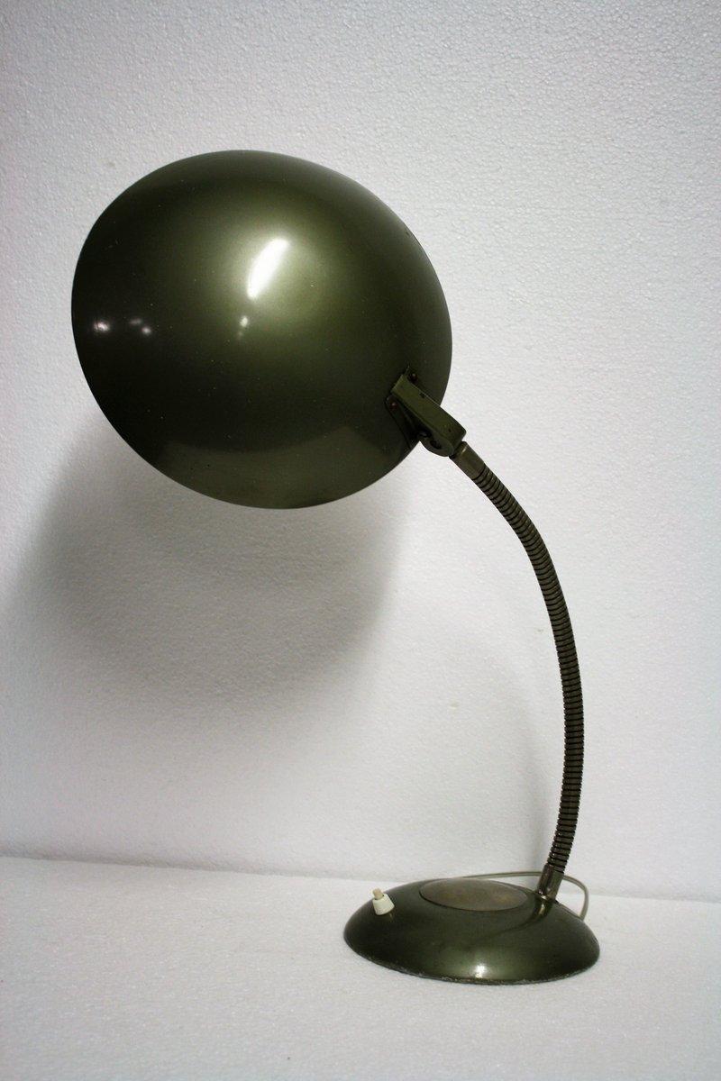 lampe de bureau industrielle de erpe 1950s en vente sur pamono. Black Bedroom Furniture Sets. Home Design Ideas