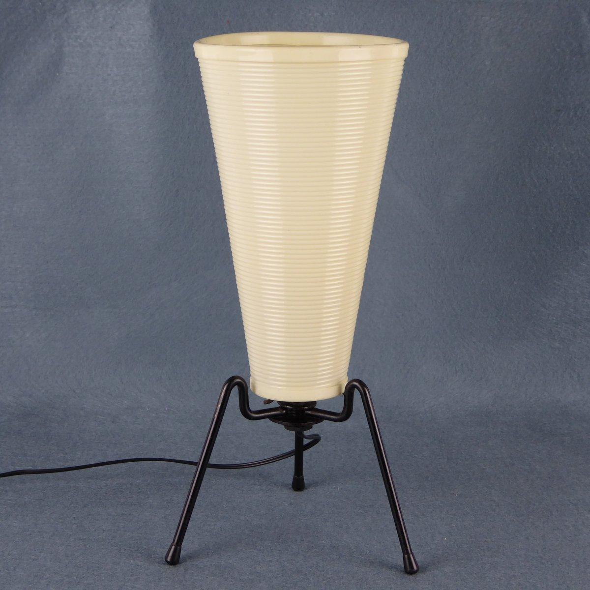 Französische Rotaflex Lampe von Disderot, 1950er