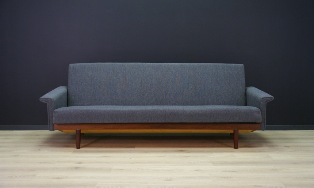 Dänisches Vintage Sofa Tagesbett bei Pamono kaufen
