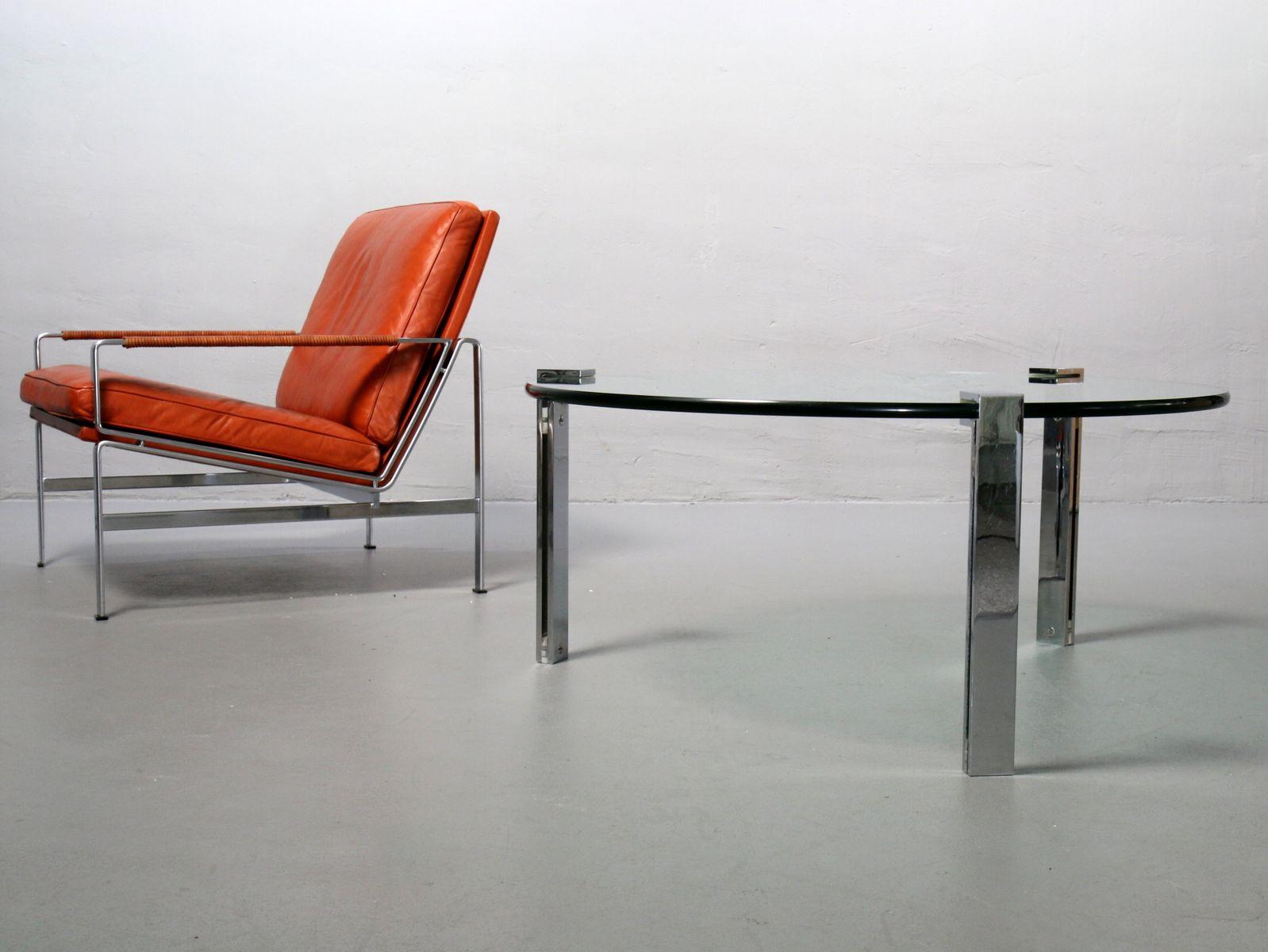 table basse vintage en verre en vente sur pamono. Black Bedroom Furniture Sets. Home Design Ideas