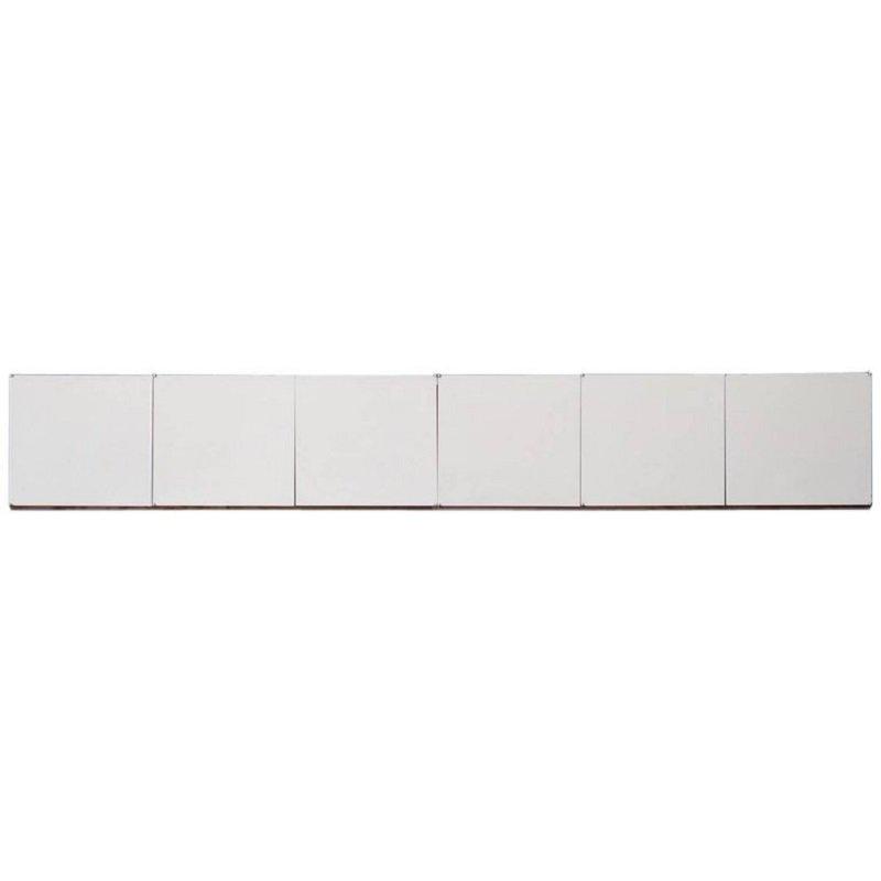 Hängendes Palisander Furnier Sideboard von Philippon & Lecoq für Bofin...
