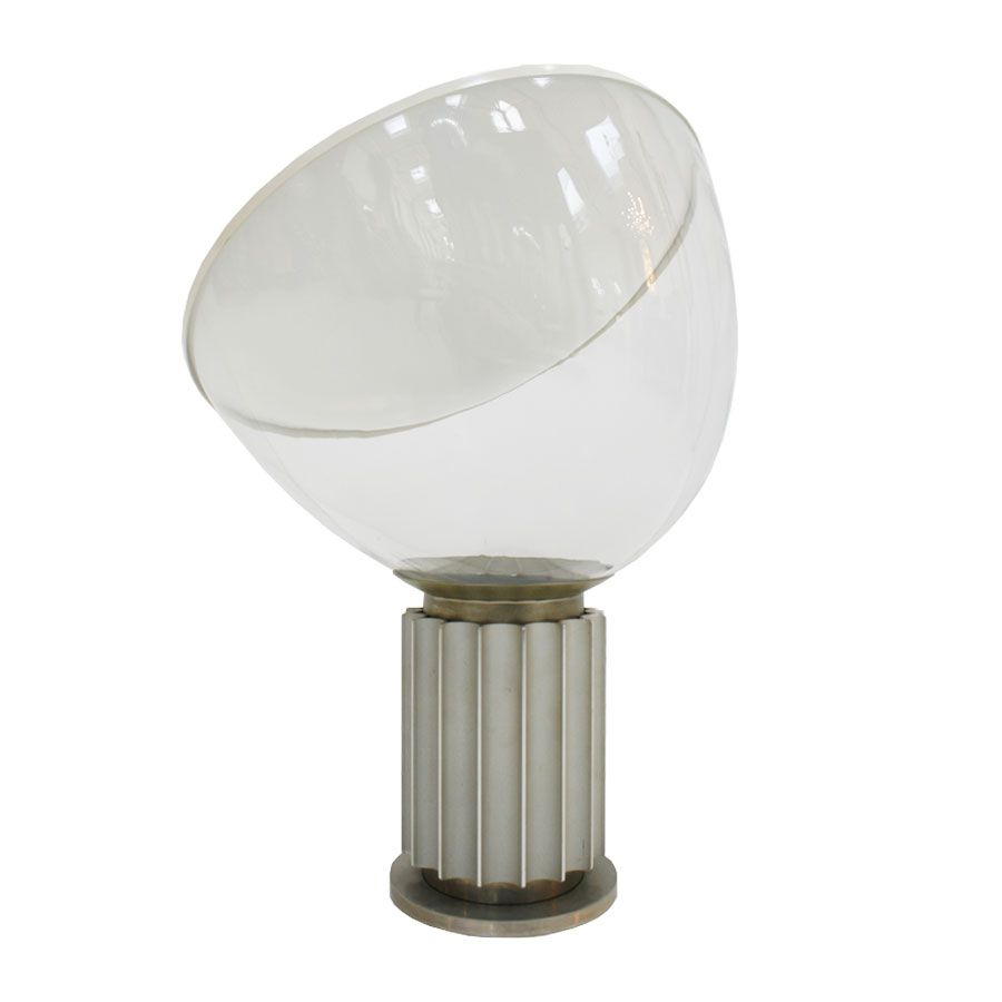 Taccia model table lamp by achille castiglioni for flos 1960s for price per piece aloadofball Images