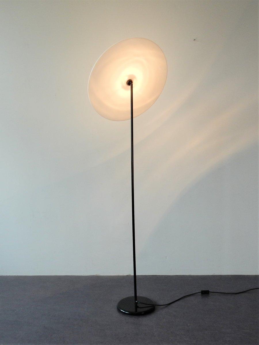 Modell Disc Stehlampe von Aldo Van Den Nieuwelaar für Nila Lights, 197...