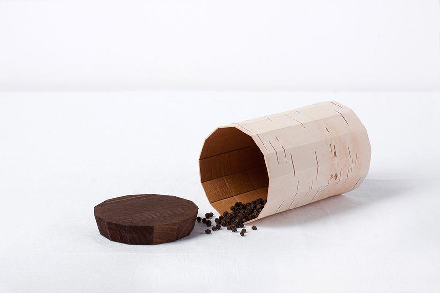 tuesa beh lter mit beigem deckel von anastasiya koshcheeva f r moya bei pamono kaufen. Black Bedroom Furniture Sets. Home Design Ideas