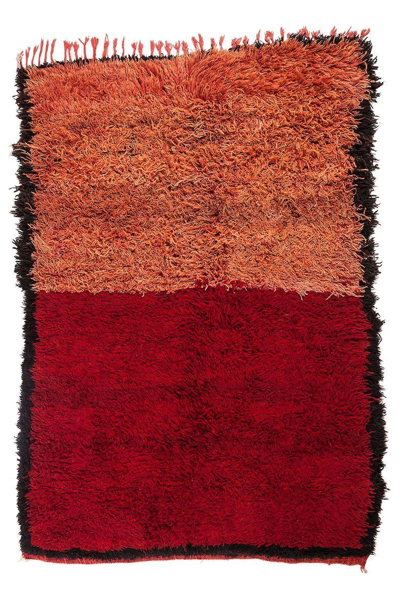tapis berb re vintage de beni mguild maroc 1980s en vente sur pamono. Black Bedroom Furniture Sets. Home Design Ideas