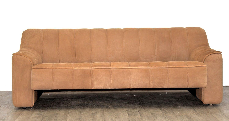 schweitzer vintage ds 44 3 sitzer sofa oder tagesbett von de sede 1970er bei pamono kaufen. Black Bedroom Furniture Sets. Home Design Ideas