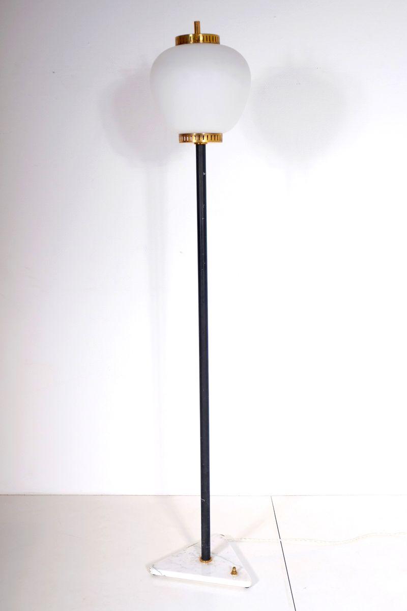 Italienische Stehlampe von Stilnovo, 1960er