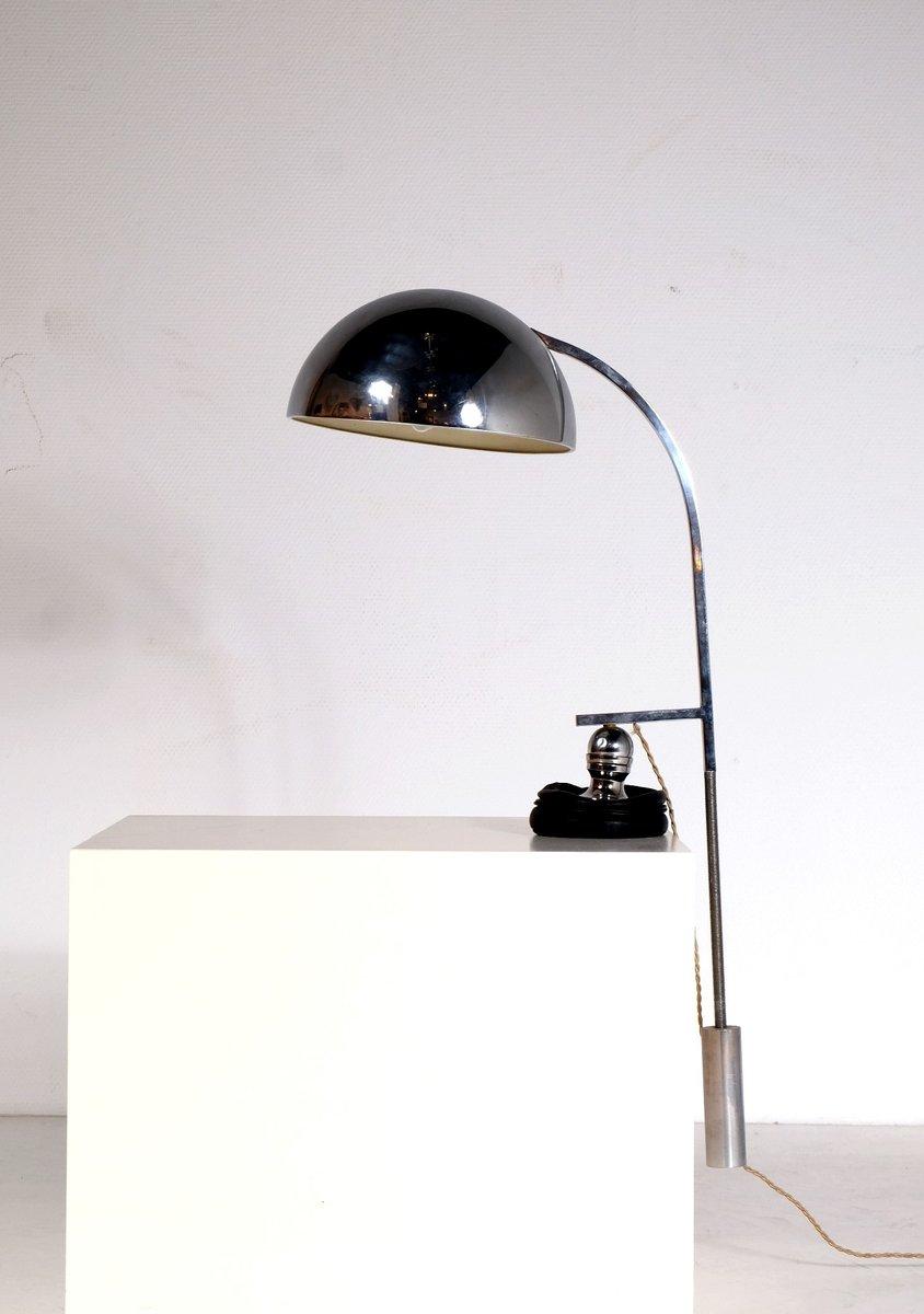 Schreibtischlampe mit Pendelsystem von Jacques Charpentier, 1970er