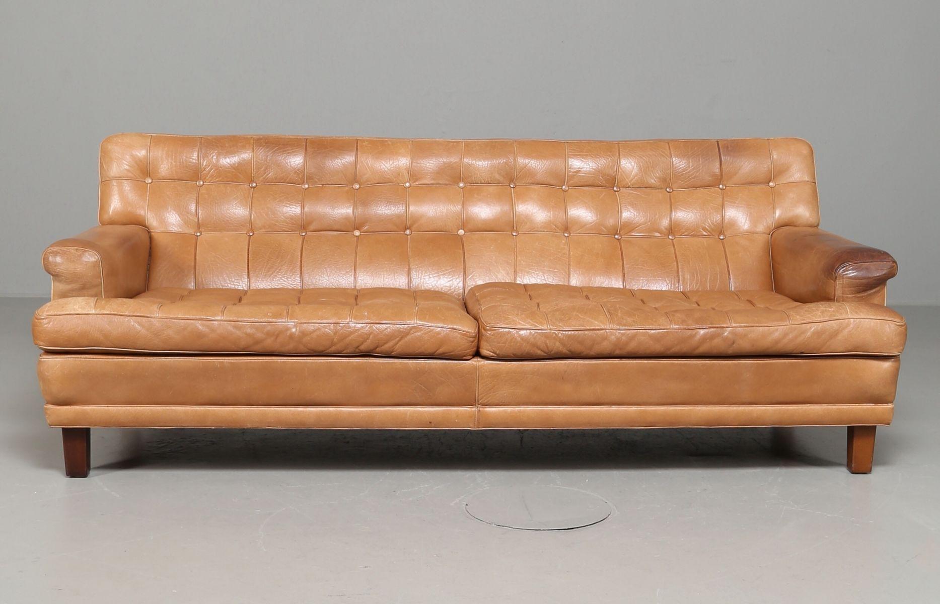 Mexico 3-Sitzer Sofa von Arne Norell, 1974