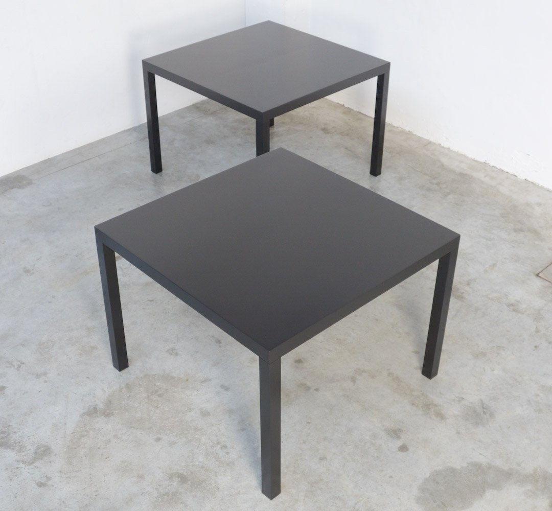 Art Van Coffee Table Sets: Model T88A Square Dining Table By Maarten Van Severen For Top Mouton, 1990s For Sale At Pamono