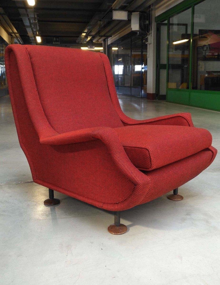 italienische vintage sessel von marco zanuso f r arflex 1960er 2er set bei pamono kaufen. Black Bedroom Furniture Sets. Home Design Ideas