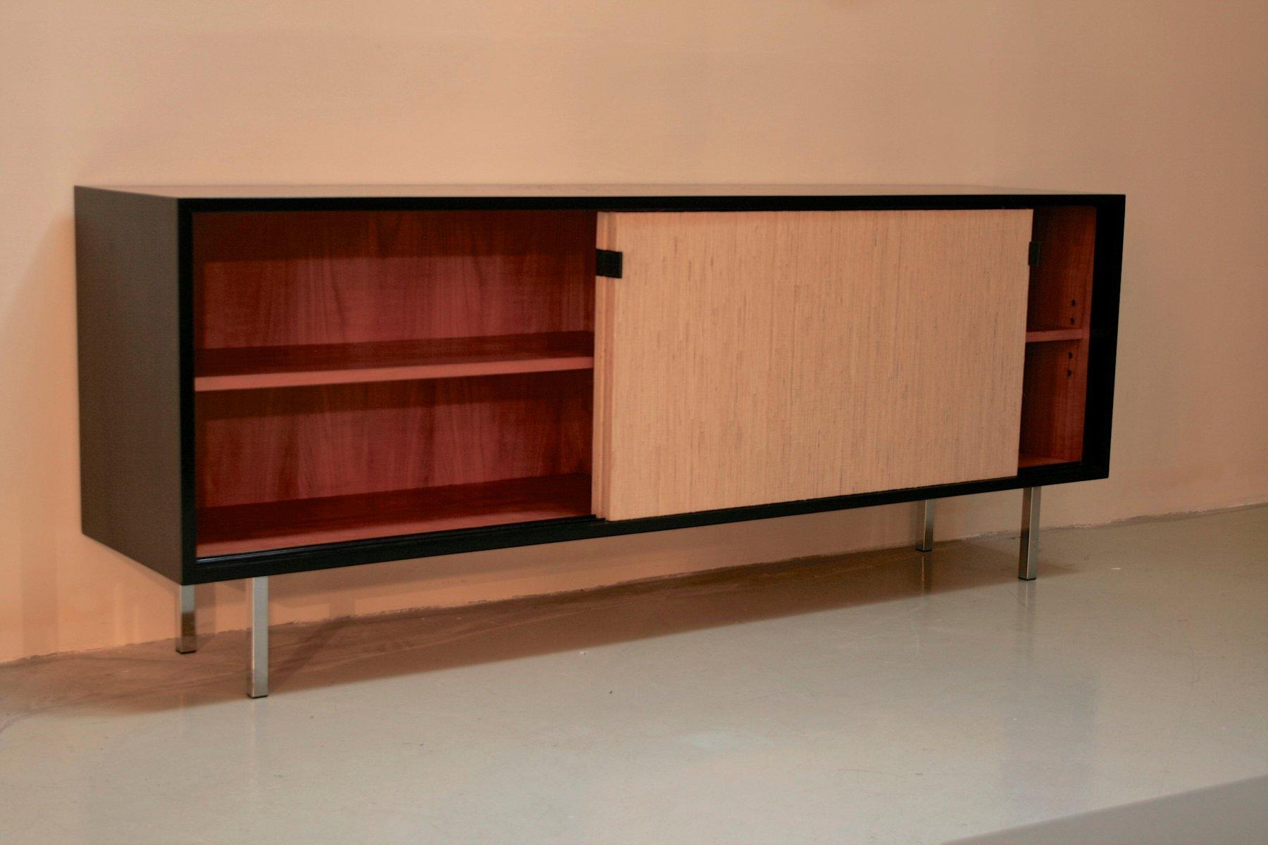 enfilade mid century par florence knoll bassett pour knoll inc 1950s en vente sur pamono. Black Bedroom Furniture Sets. Home Design Ideas