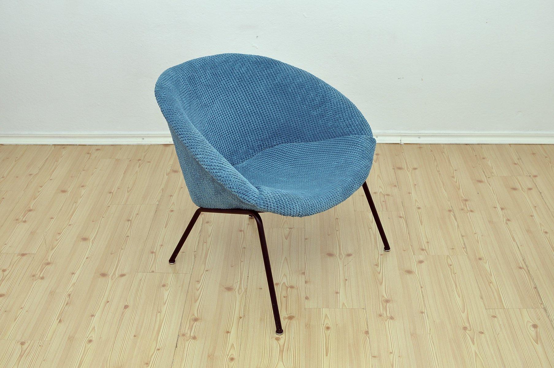 Sedia a conchiglia modello di walter knoll per walter