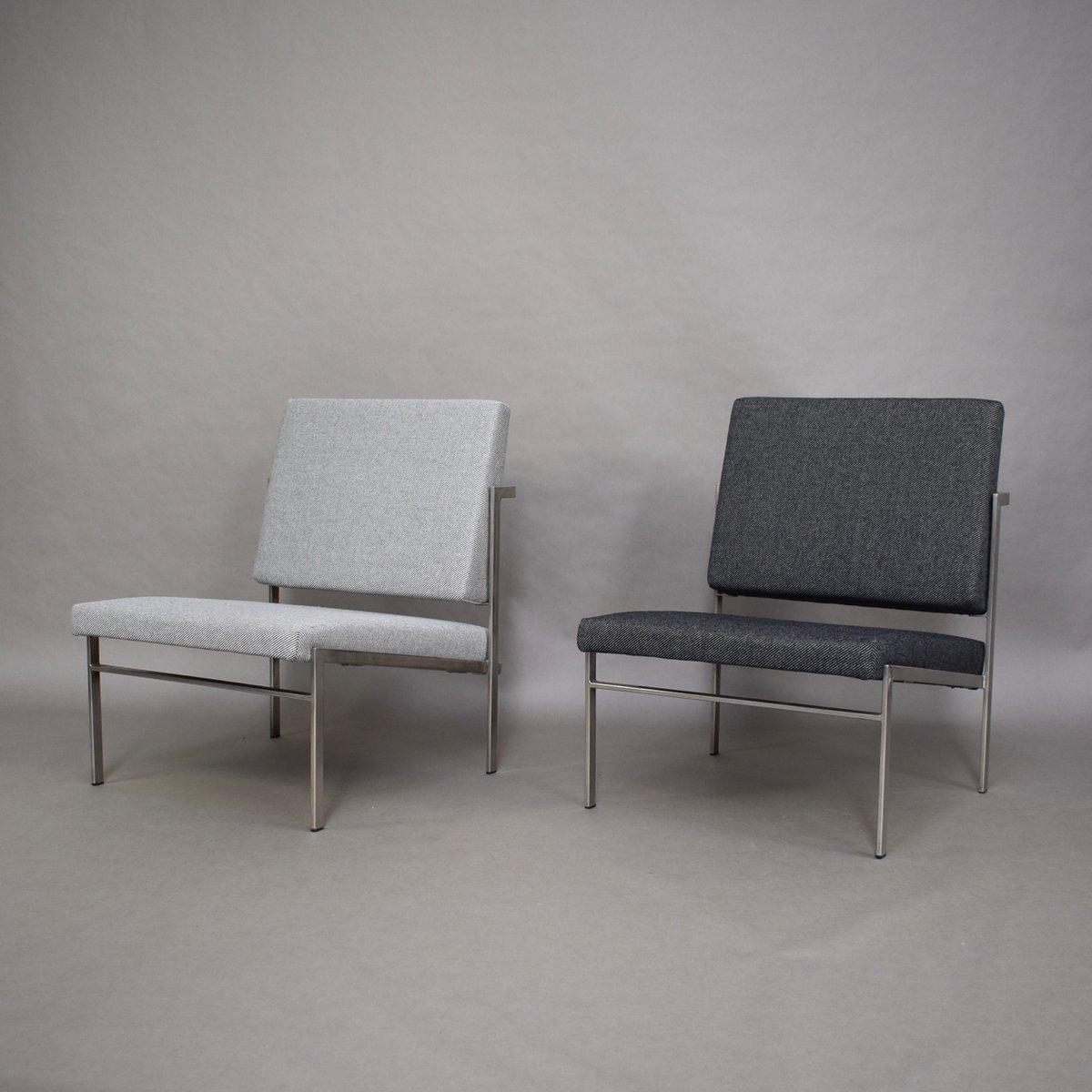 Niederländische Vintage Parlez Sessel von Rob Parry für Kuipers, 1960e...