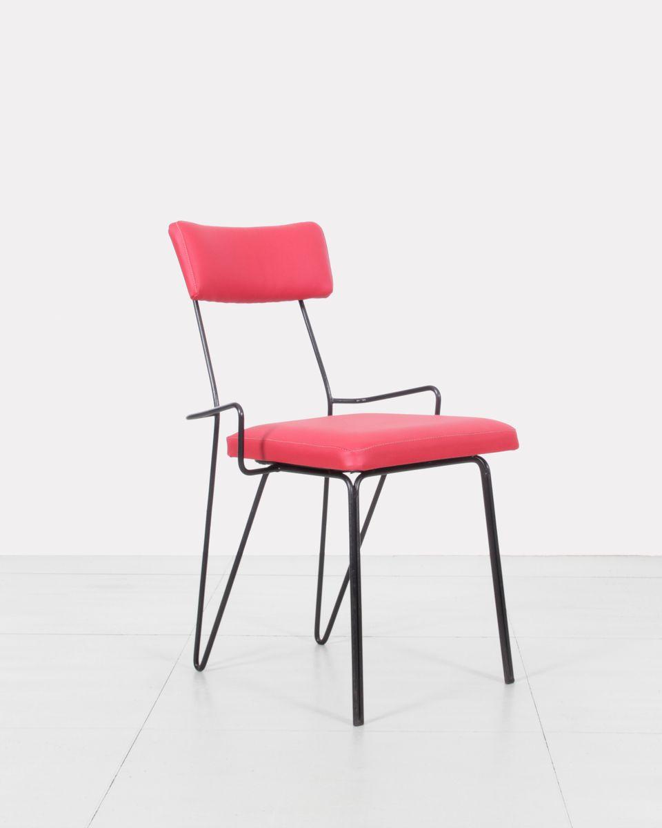 Innenarchitektur Metall Stuhl Ideen Von Osteuropäischer Stuhl, 1950er