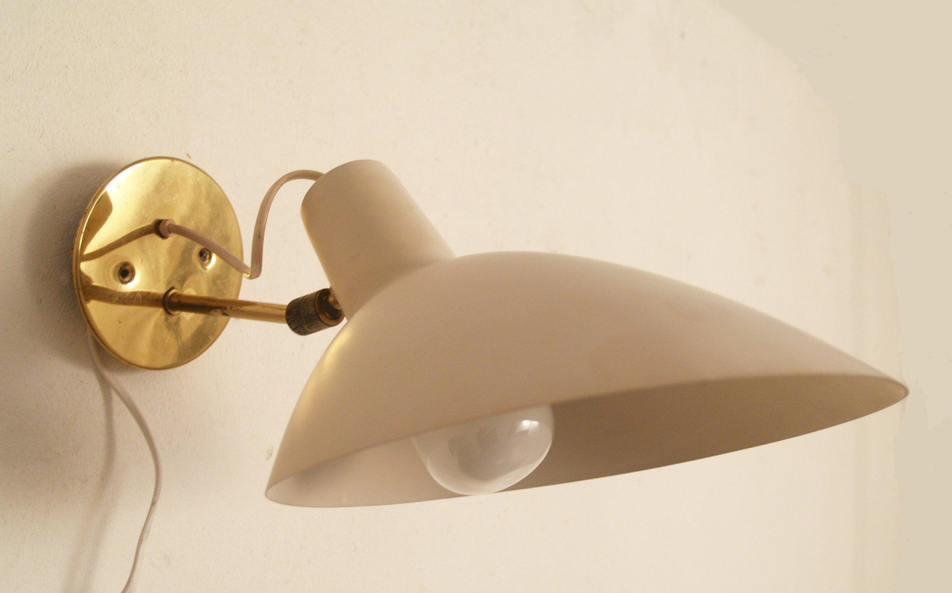 Visor Wandlampe von Vittoriano Vigano für Arteluce, 1950er